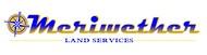 Meriwether Land Services Logo - Entry #29