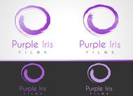 Purple Iris Films Logo - Entry #59