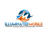 Illuminated Mobile  OR Illuminated M ... I own both urls and I'm still considering what brand to lead with. Logo - Entry #19