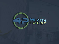 4P Wealth Trust Logo - Entry #155