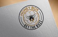 Honey Box Logo - Entry #42