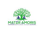 Mater Amoris Montessori School Logo - Entry #607