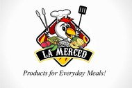 LA MERCED  Logo - Entry #27