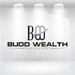 Budd Wealth Management Logo - Entry #268