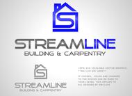 STREAMLINE building & carpentry Logo - Entry #138