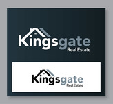 Kingsgate Real Estate Logo - Entry #56