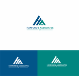 Hanford & Associates, LLC Logo - Entry #520
