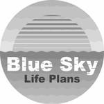 Blue Sky Life Plans Logo - Entry #415