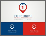 First Touch Travel Management Logo - Entry #114