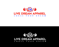 LiveDream Apparel Logo - Entry #84