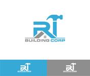 RI Building Corp Logo - Entry #320