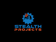 Stealth Projects Logo - Entry #137