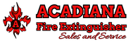 Acadiana Fire Extinguisher Sales and Service Logo - Entry #119