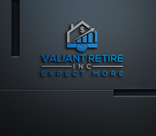 Valiant Retire Inc. Logo - Entry #186