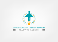 Little Rockets Therapy Services Logo - Entry #10
