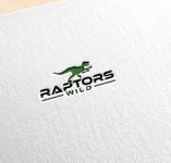 Raptors Wild Logo - Entry #124