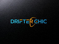 Drifter Chic Boutique Logo - Entry #348