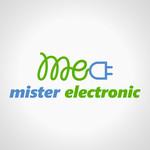 Mister Electronic Logo - Entry #60