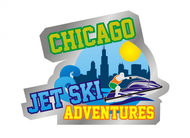 Chicago Jet Ski Adventures Logo - Entry #7