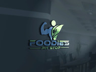Foodies Pit Stop Logo - Entry #83