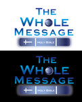 The Whole Message Logo - Entry #111