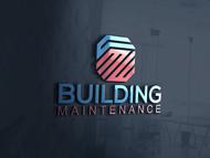 CMW Building Maintenance Logo - Entry #399