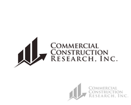 Commercial Construction Research, Inc. Logo - Entry #60