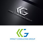 Impact Consulting Group Logo - Entry #188