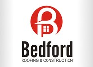 Bedford Roofing and Construction Logo - Entry #87
