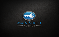 Main Street Agency Logo - Entry #26