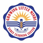 Growing Little Minds Early Learning Center or Growing Little Minds Logo - Entry #22