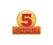 Five Star Logo - Entry #89