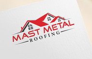 Mast Metal Roofing Logo - Entry #159