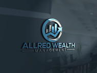 ALLRED WEALTH MANAGEMENT Logo - Entry #716