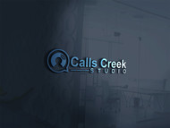 Calls Creek Studio Logo - Entry #47