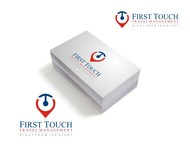 First Touch Travel Management Logo - Entry #92
