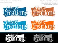 Crispy Creations logo - Entry #74