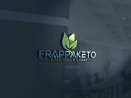Frappaketo or frappaKeto or frappaketo uppercase or lowercase variations Logo - Entry #170