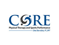 Core Physical Therapy and Sports Performance Logo - Entry #110
