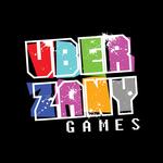 UberZany Logo - Entry #12