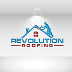 Revolution Roofing Logo - Entry #69