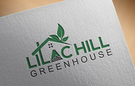 Lilac Hill Greenhouse Logo - Entry #83