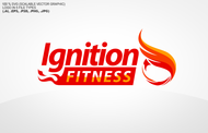 Ignition Fitness Logo - Entry #33