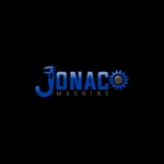 Jonaco or Jonaco Machine Logo - Entry #209