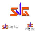 Solar Vinyl Graphics Logo - Entry #277