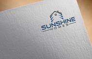 Sunshine Homes Logo - Entry #256