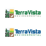TerraVista Construction & Environmental Logo - Entry #2