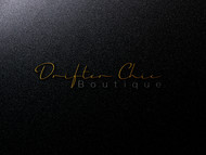 Drifter Chic Boutique Logo - Entry #50