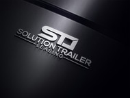Solution Trailer Leasing Logo - Entry #218