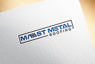 Mast Metal Roofing Logo - Entry #93